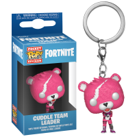 Fortnite - Cuddle Team Leader Pocket Pop! Vinyl Keychain