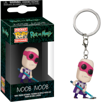 Rick and Morty - Noob Noob Pocket Pop! Vinyl Keychain