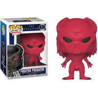 The Predator (2018) - Red Fugitive Predator Pop! Vinyl Figure