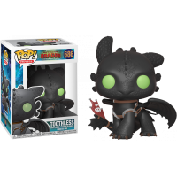 How to Train Your Dragon 3: The Hidden World - Toothless Pop! Vinyl Figure