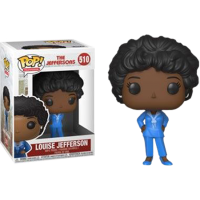 The Jeffersons - Louise Jefferson Pop! Vinyl Figure