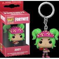 Fortnite - Zoey Pocket Pop! Vinyl Keychain
