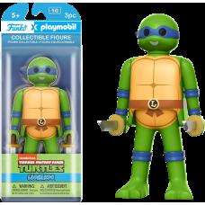 Teenage Mutant Ninja Turtles - Leonardo Playmobil 6 Inch Action Figure