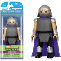 Teenage Mutant Ninja Turtles - Shredder Playmobil 6 Inch Action Figure