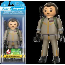 Ghostbusters - Peter Venkman Playmobil 6 Inch Action Figure