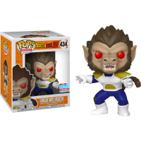 Dragon Ball Z - Great Ape Vegeta 6 Inch Super-Sized Pop! Vinyl Figure (2018 Fall Convention Exclusive)