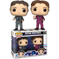 Saturday Night Live (SNL) - Doug and Steve Butabi Pop! Vinyl Figure 2-Pack (2018 Fall Convention Exclusive)