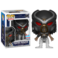The Predator (2018) - Fugitive Predator Pop! Vinyl Figure (2018 Fall Convention Exclusive)