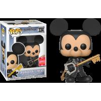 Kingdom Hearts  -  Unhooded Organization 13 Mickey Pop! Vinyl Figure (2018 Summer Convention Exclusive)