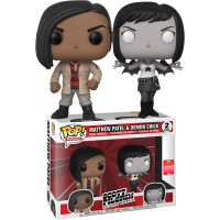 Scott Pilgrim vs. the World - Matthew Patel and Demon Chick 2-pack Pop! Vinyl Figure (2018 Summer Convention Exclusive)