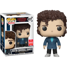 Stranger Things - Dustin at Snow Ball Dance Pop! Vinyl Figure (2018 Summer Convention Exclusive)