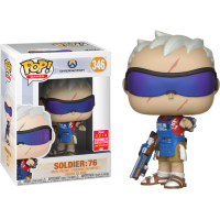 Overwatch - Grillmaster Soldier: 76 Pop! Vinyl Figure (2018 Summer Convention Exclusive)