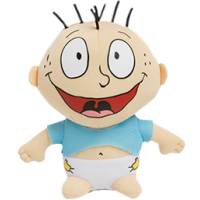Rugrats - Tommy Super Deformed Plush
