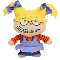 Rugrats - Angelica Super Deformed 6 inch Plush