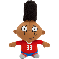 Hey Arnold - Gerald Super Deformed 6 inch Plush