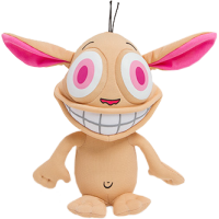 The Ren and Stimpy Show - Ren Super Deformed 6 inch Plush