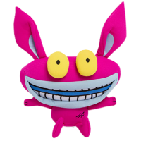 Aaahh!!! Real Monsters - Ickis Super Deformed 6 inch Plush