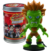 Street Fighter - Lil' Knock-Outs Blind Box 3 inch Vinyl Figure (Single Unit)