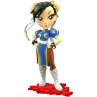 Street Fighter - Chun-Li 7 inch Knock-Outs Vinyl Statue