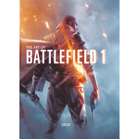 Battlefield - The Art of Battlefield 1 Hardcover Book