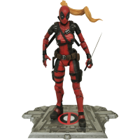 Deadpool - Lady Deadpool Action Figure