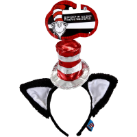 Dr Seuss - Cat in the Hat Deluxe Headband