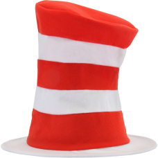 Dr Seuss - Cat in the Hat Kids Tricot Hat