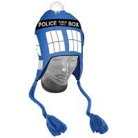 Doctor Who - TARDIS Laplander Hat