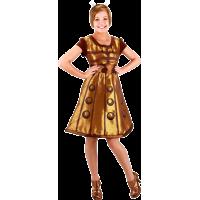 Doctor Who - Dalek Costume Dress L/XL