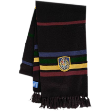 Harry Potter - Hogwarts Black Scarf