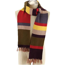 Doctor Who - 4th Doctor 6 Foot Scarf
