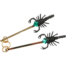 Fantastic Beasts and Where to Find Them - Percival's Scorpion Pin