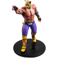 Tekken 5 - King 1/4 Scale Statue