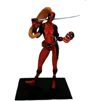 Deadpool - Lady Deadpool 3 inch Metal Figure