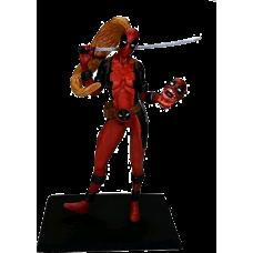 Deadpool - Lady Deadpool 3 inch Metal Figure