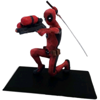 Deadpool - Kidpool 3 inch Metal Figure