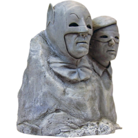 Batman - The Dynamic Duo 5 inch Monolith Statue