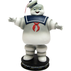 Ghostbusters - Staypuft Marshmallow Man Premium Motion 7 inch Statue