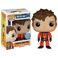 Doctor Who - 10th Doctor in Orange Spacesuit Pop! Vinyl Figure (2015 New York Comicon Exclusive)