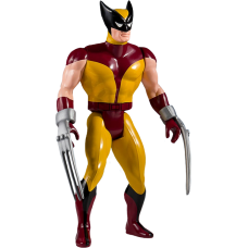 Secret Wars - Wolverine 12 Inch Jumbo Action Figure