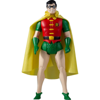 Batman - Robin Super Powers 12 inch Jumbo Action Figure