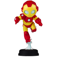 Iron Man - Iron Man Animated Marvel Artwork Statue