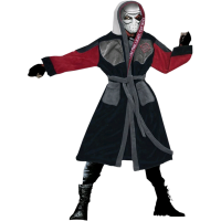 Suicide Squad - Deadshot Hooded Robe