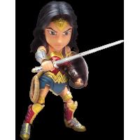 Batman vs Superman - Wonder Woman Hybrid Metal Figuration 6 inch Action Figure