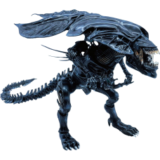 Alien - Alien Queen Hybrid Metal 7 Inch Action Figure