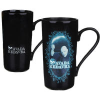 Harry Potter - Voldemort Heat Changing Latte Mug
