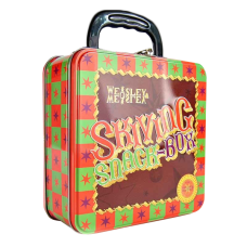 Harry Potter - Skiving Embossed Tin Tote Lunch Box