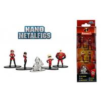 Incredibles - Nano Metalfigs 5-pack