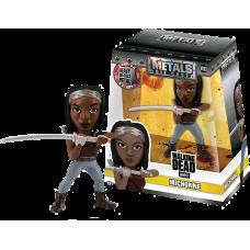 The Walking Dead - Michonne 4 Inch Metals Die-Cast Action Figure
