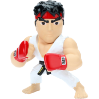Street Fighter  -  Ryu 4 inch Metals Action Figure